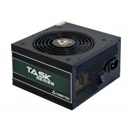 """ALIMENTATION CHIEFTEC Task 600W certifiée 80Plus Bronze ATX 12V 2.3 Active CFP """"TPS-600S"""""""
