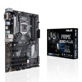 CARTE MERE  ASUS * PRIME B360-PLUS* LGA1151/USB3.1/ATX