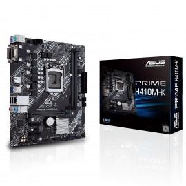 CARTE MERE ASUS * PRIME H410M-K* H410/LGA1200/USB3.2/DVI/M-ATX *