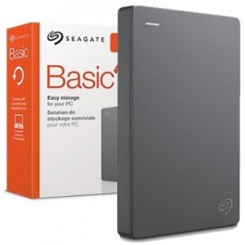 Disque Dur Externe Seagate Basic 1To HDD USB3.0