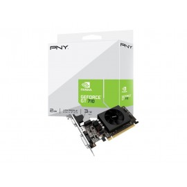 Caarte graphique PNY GeForce GT 710 2Go GDDR5