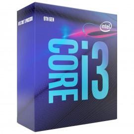 Processeur Intel Core i3 9100 - BX80684I39100