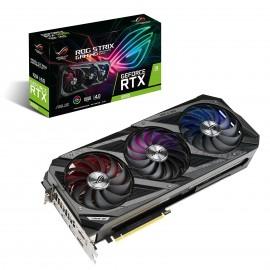 Carte Graphique - ASUS GeForce ROG STRIX RTX 3080 O10G GAMING - ROG-STRIX-RTX3080-O10G-GAMING