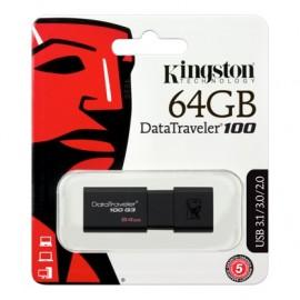 Clé USB 3.1 64 Go - DT100G3/64GB