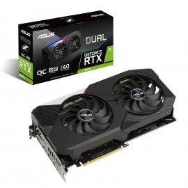 Carte graphique ASUS GeForce RTX™️ 3070 OC Edition : référence : DUAL-RTX3070-O8G