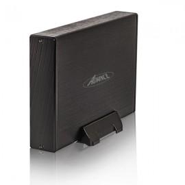 Boîtier externe USB3.0 Pour disque dur SATA 3.5 ADVANCE VELOCITY - BX-308U3
