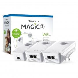 CPL devolo Magic 2 WiFi next - Kit Multiroom - 8626
