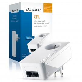 CPL devolo dLAN 550 duo+ - 9291