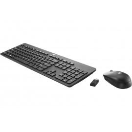 Ensemble clavier et souris - HP Slim - T6L04AA#ABF