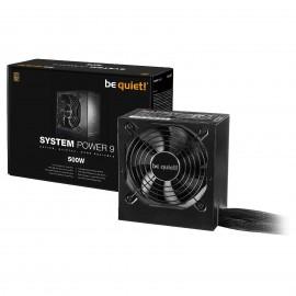 Alimentation PC be quiet! System Power 9 500W 80PLUS Bronze - BN246