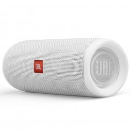 Enceinte Bluetooth nomade JBL FLIP 5 BLANC - JBLFLIP5WHT