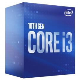 Processeur Intel Core i3 10100 - référence : BX8070110100