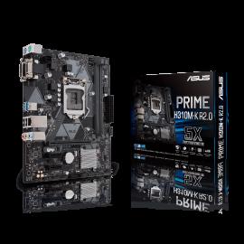 Carte mère Intel ASUS PRIME H310M-K R2.0 - référence : PRIME B360M-K