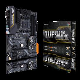 Carte mère ASUS pour processeur AMD - référence : TUF B450-PRO GAMING