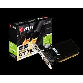 Carte graphique MSI - référence : GT 710 1GD3H LP