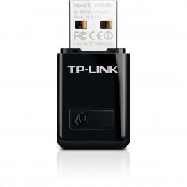 Mini Adaptateur USB WiFi-N (300 Mbps) tp-link - référence : TL-WN823N