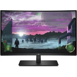 Écran gamer incurvé HP - référence : 7MW42AA