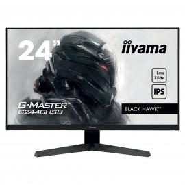 Écran gamer pour PC de bureau IIYAMA - référence : G2440HSU-B1