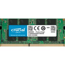 Mémoire pour PC Portable crucial - référence : CT8G4SFRA266