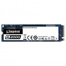 Disque dur SSD NVMe M.2 Kingston - référence : SA2000M8/250G