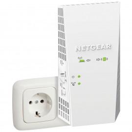 Répéteur WiFi Mesh NETGEAR - référence : EX6250-100PES