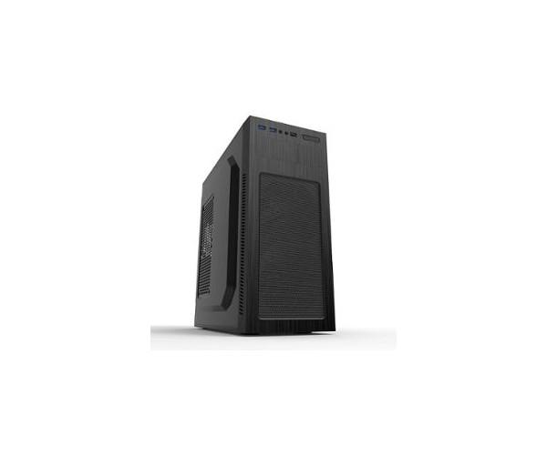 Boîtier pour PC de bureau DUST BLACK FORCE - référence : DU-CBF-MT
