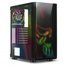 Boîtier gamer pour PC de bureau Spirit Of Gamer - référence : 8901RGB