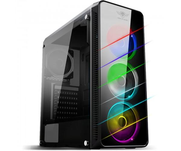 Boîtier gamer pour PC de bureau Spirit Of Gamer - référence : 8805RGB