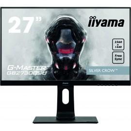 Écran pour PC de gamer IIYAMA - référence : GB2730QSU-B1