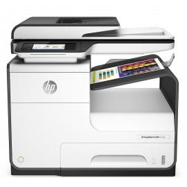 Imprimante jet d'encre multifonctions HP PageWide MFP 477dw - référence : D3Q20B#A80