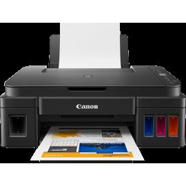Imprimante jet d'encre multifonction à réservoir Canon PIXMA - référence : G2411