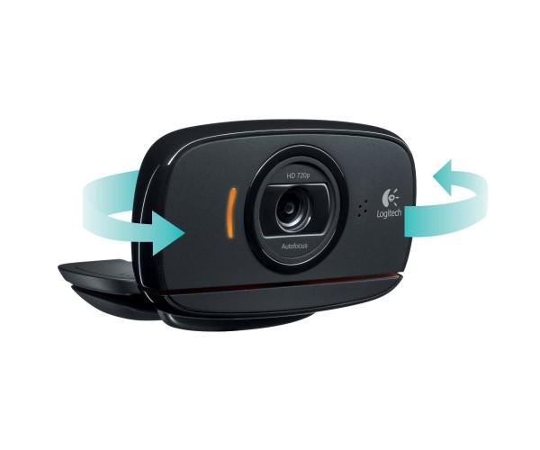 Webcam Logitech C525 HD  Microphone