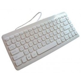 Clavier Acer USB Slim blanc