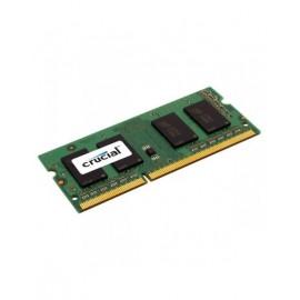 """MEMOIRE SODIM DDR3 1600 4Go (1x4G) 1.35V """"CRUCIAL"""""""