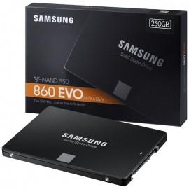 DISQUE DUR SSD SAMSUNG 250GO EVO 860