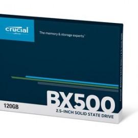 """DISQUE DUR SSD 120G CRUCIAL 2.5"""" BX 500 SATA  (CT120BX500SSD1)"""