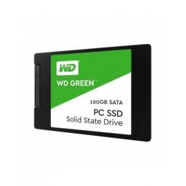 "DISQUE DUR WD 120 Go SSD Sata3 ""WDS120G2G0A)"