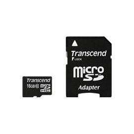 MEMOIRE MICRO-SD SDHC 16Go Classe 10 (TS16GUSDHC10)