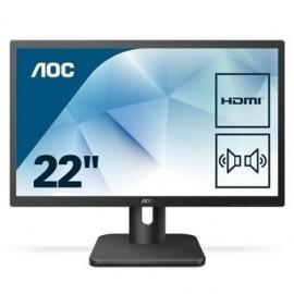 """ECRAN AOC  21.5"""" *22E1D* 1920 x1080 Full HD HDMI, DVI, VGA"""