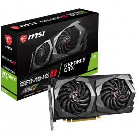CARTE VIDEO MSI GTX 1650 GAMING X 4G