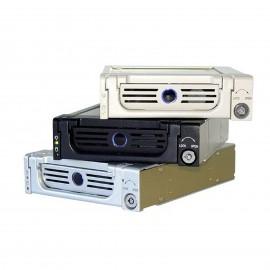 """ICY BOX """"IB-138SK-B-II"""" - Rack + tiroir pour disque dur Serial ATA (noir)"""