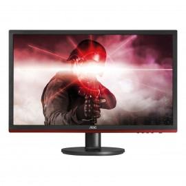 """ECRAN AOC 24"""" LED """" G2460VQ6"""" 1920 x 1080 pixels - 1 ms (gris à gris) - Format large 16/9 - DisplayPort - HDMI - Noir"""