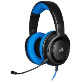 CASQUE  CORSAIR HS35 STEREO Bleu (CA-9011196-EU)