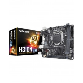 CARTE MERE GIGABYTE *H310N * LGA1151/Mini-ITX Rev 1.0 CF8