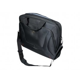 """Sacoche pour ordinateur portable - 15.6"""" - noir PORT COURCHEVEL Toploading"""