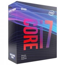 PROCESSEUR INTEL i7-9700F CFL GT0 LGA1151 3.0Ghz/12M (BX80684I79700F)
