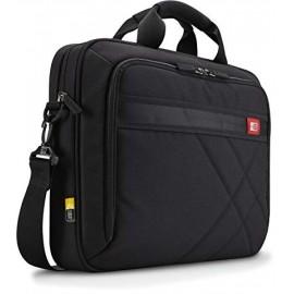 "SAC CASE LOGIC pour portable 17.3"" Polyester Noir DLC-117"