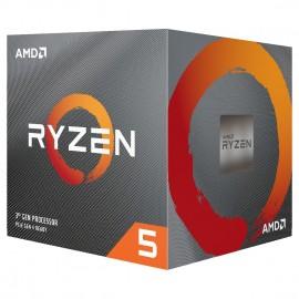 PROCESSEUR AMD RYZEN5 3600X Socket AM4 3.8Ghz+32MB *100-100000022BOX *