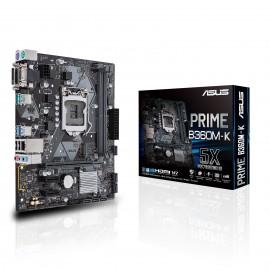 CARTE MERE ASUS * PRIME B360M-K* LGA1151/M.2/M-ATX