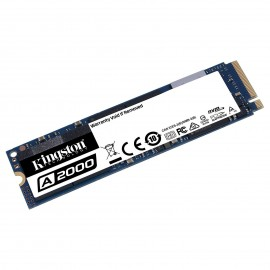 KINGSTON SSD A2000 250 GO SSD M.2 NVMe PCIe 3.0 4x - 250 Go